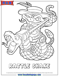 Fancy Header3Like This Cute Coloring Book Page Check Out These Similar Pages Skylanders Swap ForceKids