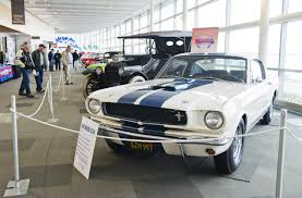 100 Crosby Trucking Erie Auto Show Opens