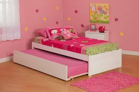 Reflection Modern Trundle Bed