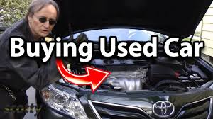 How To Check Used Car Before Buying - DIY Inspection - YouTube