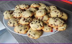 recette de cuisine cookies recette cookies d aurélie pas chère et simple cuisine étudiant
