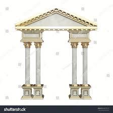100 Arch D Royalty Free Stock Illustration Of Classic Corinthian Column 3