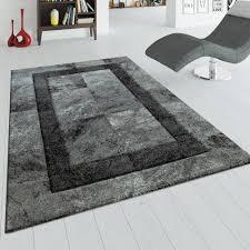 teppich wohnzimmer 3 d marmor design karo muster