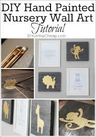 DIY Animal Silhouette Pictures