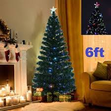 Cheap Fiber Optic Christmas Tree 6ft by Best 25 Fiber Optic Christmas Trees Ideas On Pinterest Fibre