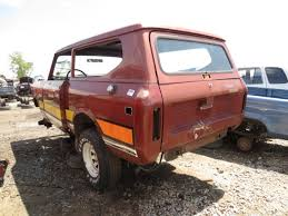 Junkyard Find: 1972 International Harvester Scout II - The Truth ... 1962 Intertional Scout 80 Truck Ebay Find Of The Week Harvester Hagerty 1976 Ii 4x4 Trucks Pinterest Motorcar Studio Classic Patina Modern New Legend Runner 20 Inch Rims Truckin Magazine 1980 For Sale Near Troy Alabama 36079 Nemoanything 6 Offroad Every Tells A Story Traveler Pickup T226 St Charles 2011 5k Running Project 1964 Bring Found Off The Street 1978 Terra