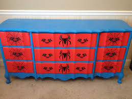 Walmart Dressers For Babies by Bedroom Exclusive Spiderman Bedroom Set For Your Dream Kids