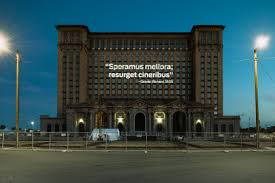 Light Projections At Michigan Central Station | Ford Media Center Renderings Of Michigan Central Station Ford Media Center Why Food Trucks Are Still Scarce In Grand Rapids Mlivecom Driving Innovation And Improvement State Police 2016 Traffic Safety Conference Atlas Automobile Safety Wikipedia Celebration Infographic 10 Interesting Trucking Facts Supplier Fire Idles 4000 At Truck Plant Dearborn Ram Brake Service Sterling Heights Mi Dcjr Gm Will Make An Autonomous Car Without Steering Wheel Or Pedals By