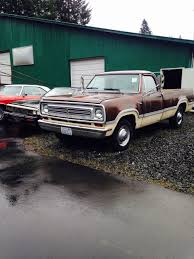 100 1972 Dodge Truck Lucky Collector Car Auctions Lot 583 Parts NO