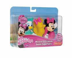 Mickey And Minnie Bathroom Accessories by Amazon Com Fisher Price Disney U0027s Minnie And Friends Bath