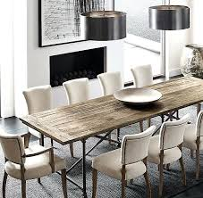 Restoration Hardware Tables Cool Dining Room About Remodel Discount