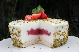 himmlische erdbeer mascarpone torte
