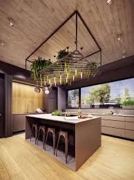 cuisine originale en bois comptoir de cuisine conseils et idées inspirantes pour faire le