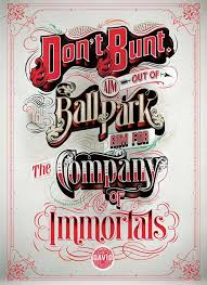 Typography By Like Minded Studio And Behance