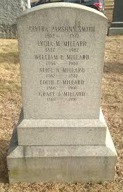 100 Alice Millard William E 18541940 Find A Grave Memorial