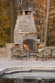 Marvelous Outdoor Fireplace Plans Diy Decorating Ideas in