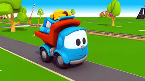 100 Ned Calls Truck Nuts Leo The Truck Full Episodes 2 Car Cartoon Truck Cartoon Leo