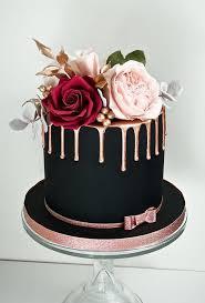 30 stilvolle schwarze hochzeitstorten kuchen kuchen kuchen
