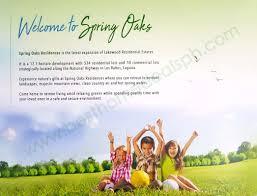 100 Oaks Residences Spring BEST HOME DEALS PH