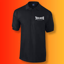Truck Driver Polo Shirt With It's A Way Of Life Design – Sloganite.com