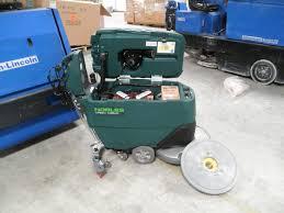 nobles speed scrub 17 inch battery floor scrubber tennant