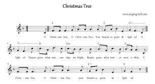 Who Sings Rockin Around The Christmas Tree by Free Christmas Carols U003e O Christmas Tree O Tannenbaum Free
