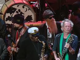Jimmy Vivino, Eddie Shaw, Billy Gibbons, Keith Richards | Howling ...