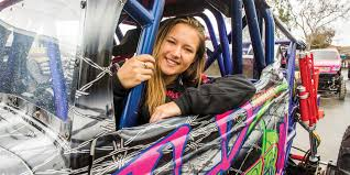 Rosalee Ramer Just Finished Up Her Freshman Year At Georgia Tech And Rookie Season Driving In Monster Jam The Worlds Premier Professional