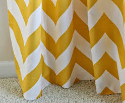 Gold And White Chevron Curtains by Curtain 52 Exceptional Yellow Chevron Curtains Photos Ideas