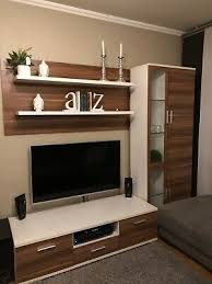 wohnzimmer wohnwand gebraucht eur 21 50 picclick de