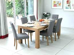 Impressive Oak Dining Room Table And Chairs For Sale Peopleonthepipeline Inside