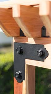 Simpson Decorative Joist Hangers by Outdoor Accents Diy Done Right