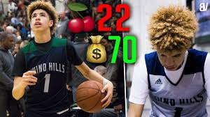how many of lamelo ball u0027s 92 were