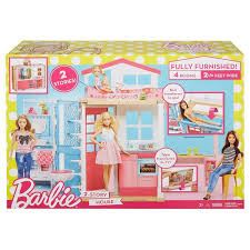 Barbie Doll House Toy Videos