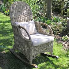 Conservatory Cane Furniture Rocking Chair