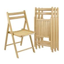 Amazon.com - Winsome Wood Folding Chairs, Natural Finish, Set Of 4 ... Barstools And Chairs Mandaue Foam Philippines Lafuma Mobilier French Outdoor Fniture Manufacturer For Over 60 Years Paris Stackable Polycarbonate Ding Chair Csp Plastic Imitation Wood Chair Back Cross Chairs Leggett Platt Bedrom Headboard Bracket Kit Folding Adjustable Kids Tables Sets Walmartcom Santa Clara Fniture Store San Jose Sunnyvale Leisure Thicken Waterproof Oxford Cloth Armchair Easy Moran Charles Bentley Metal Bistro Set Buydirect4u Patio Home Direct