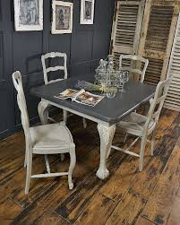 Dining Room Design Ideas Furniture Painting Chairs Rug ... Urban Farmhouse July 2008 Painted Kitchen Tables Delightful Chalk Table And Chairs Ding Rooms White Painted Ding Table And Chairs With Prayer Hand On Kitchen Ideas Beautiful Distressed Black Fniture Pating Wood The Ultimate Guide For Stunning What Kind Of Paint Do I Use That Types Paint When Creative Diy Hative 15 Tips Outdoor Family Hdyman Interiors By Color 7 Interior How To Your