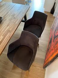 designer divinia esszimmer stühle drehstühle