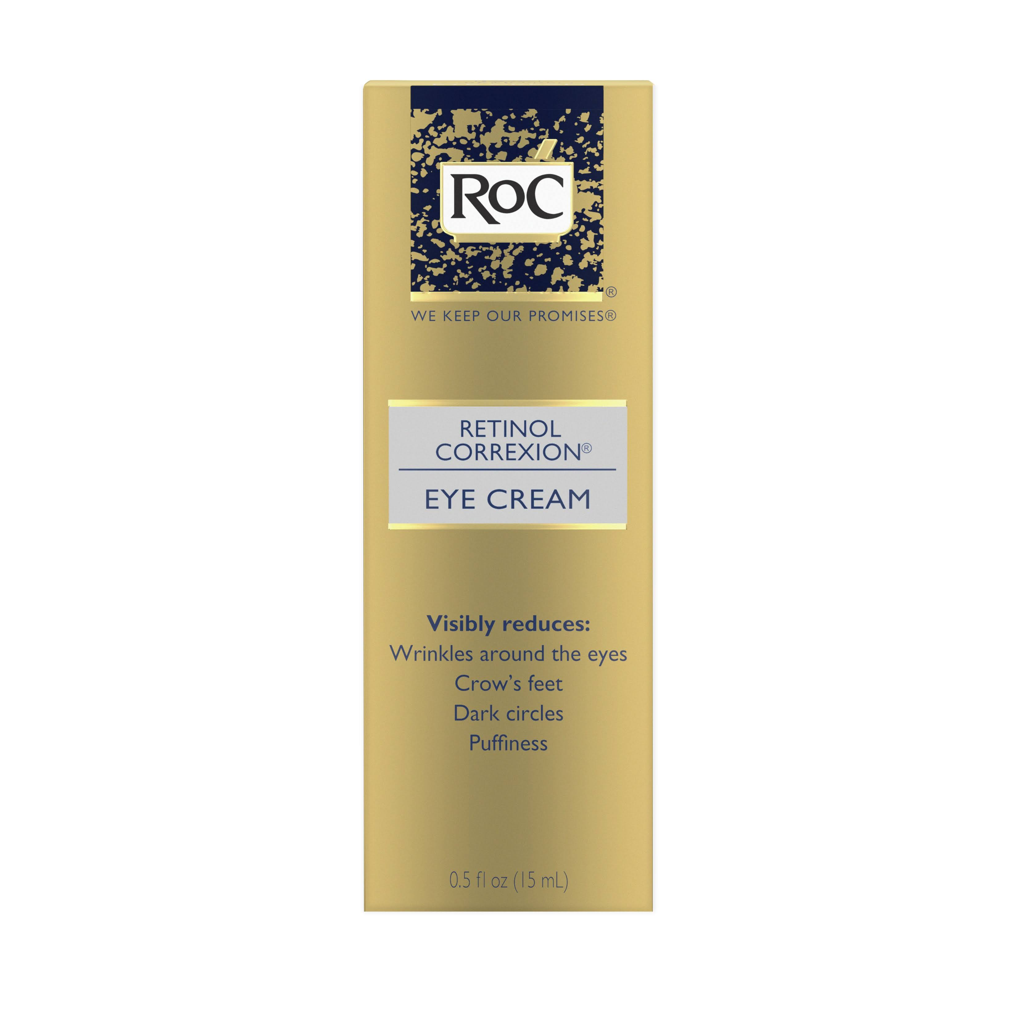 Roc Retinol Correxion Eye Cream - 15ml