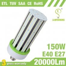 400 watt equivalent 100w led corn bulb e40 e27 base