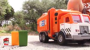 Garbage Truck Videos For Children L Best Garbage Trucks And Toys L ...