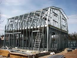 104 Homes Made Of Steel Houses On Metal Frame Houses Metal Frame Fast Inexpensive And Comfortable