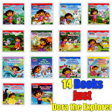 Dora The Explorer 14 Books In All Learning And Education Classic ... Digilearn Jual Buku Dora And The Stuck Truck Hardcover Harga Murah Di Lapak Explorer Activity And Story Book Books Amazoncom The Doras Big Dvd Movies Tv Sl1000jpg Truck Apa Saving Ice Cream Youtube Dora World Famous Story Book For Children 11pcs 20cm In All Learning Education