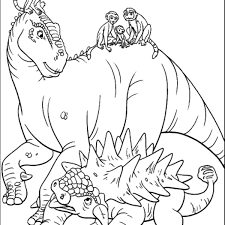 Jurassic Park The Lost World Coloring Pages VERONIQUE