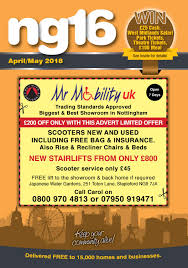 Ng16 Eastwood April/May 2018 By Ali Wale - Issuu