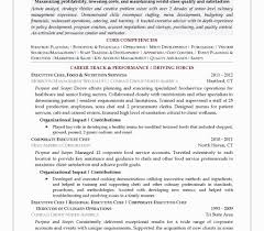 Sous Chef Resume Objective Best Of Executive Example Job Description By Jesse Template