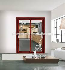 rote pfirsich große schiebetüren aluminium tür für wohnzimmer buy glasschiebetür für wohnzimmer luxus trennwand schiebetüren wohnzimmer türen