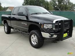 Black Lifted Dodge Ram 2500 | Cars & Trucks | Pinterest | Dodge ...