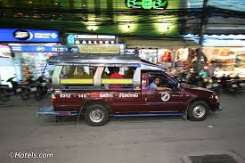 100 Cheapest Way To Rent A Truck Getting Round Koh Samui Buses And Taxis In Samui