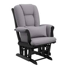 Storkcraft Tuscany Black With Gray Swirl Cushion Glider And ... Best Glider And Ottoman Fix Up Your Nursery Tiny Fry Storkcraft Avalon Upholstered Swivel Bowback Cherry Finish Cheap Rocking Chair And Find Recling Rocker Set Cherrybeige Baby With Pink Shop Tuscany With Reversible Cushions Incredible Winter Deals On